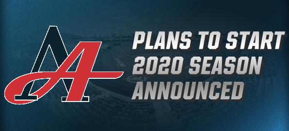 2020 Season Announcement
