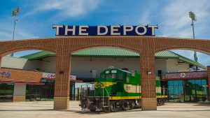 The Depot at Cleburne Station