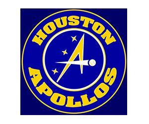 Houston Apollos Logo