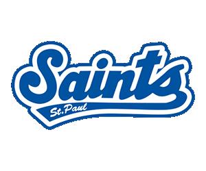 St Paul Saints Logo